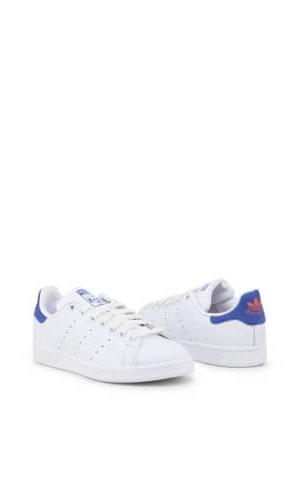 StanSmith Unisex White Blue, BB7771_StanSmith