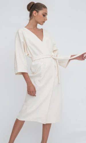 Adaliz Kimono dress