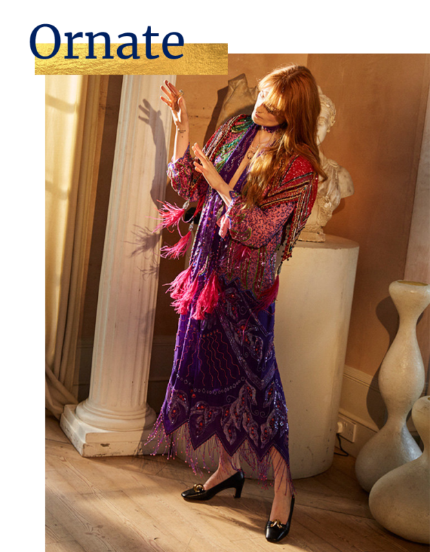 florence welch, style, inspiration