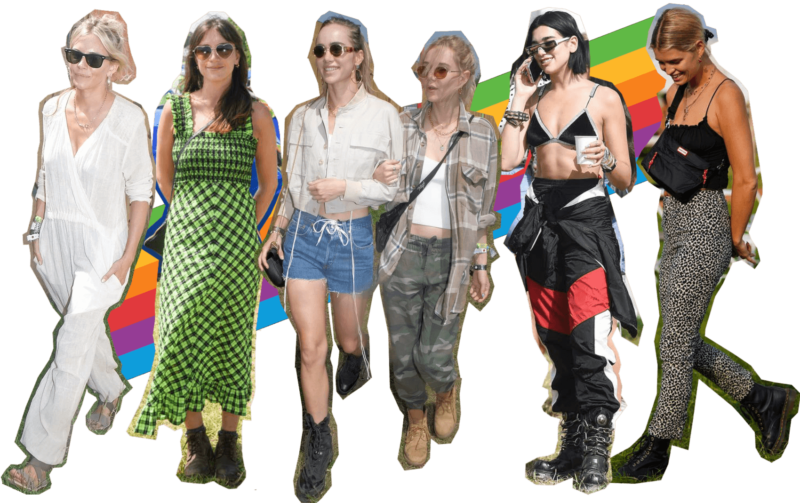 festival, fashion, style