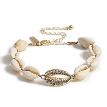 beach, jewellery, shell