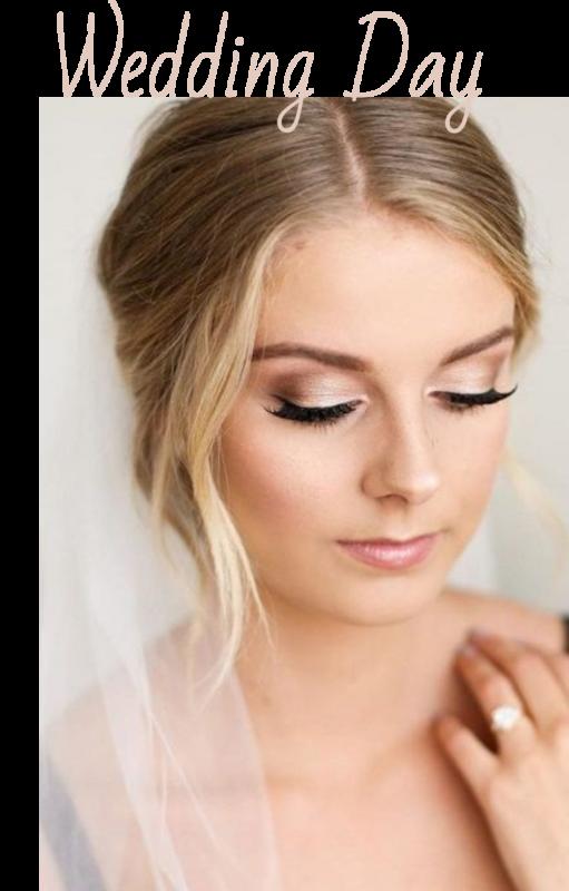 wedding, makeup, bride, bridal