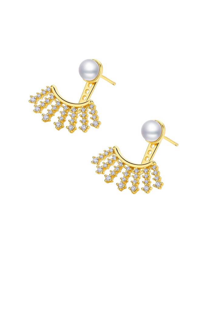 Twinkle Twinkle Lash Stud Earrings