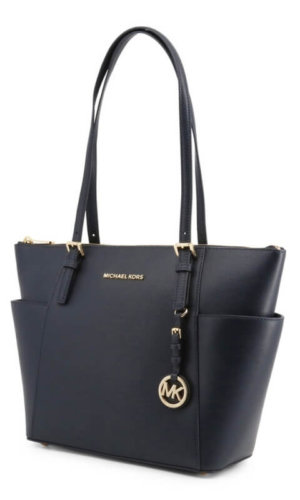 Michael Kors Jet Set Tote Bag - Blue