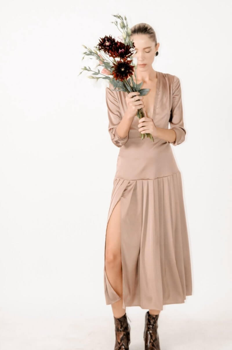 The Luyu Dress