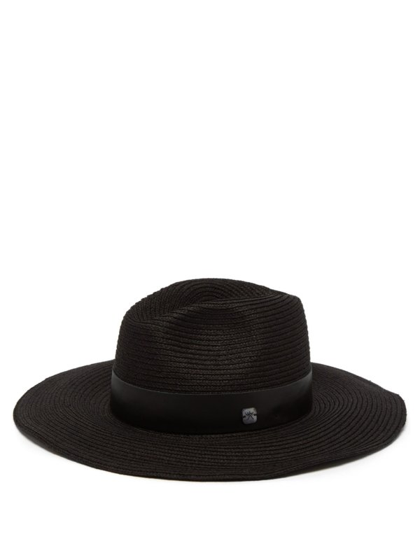 Batu Tara Lava papier panama hat