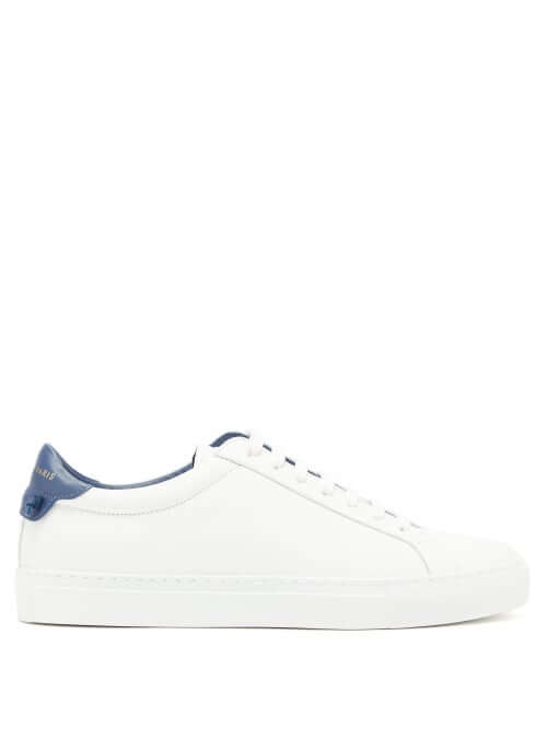 Givenchy - Urban Street Low Top Leather Trainers