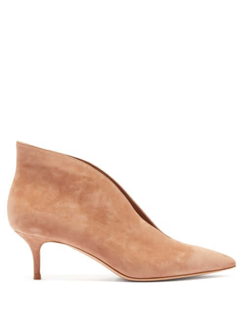 anvito Rossi - Vania 55 Suede Ankle Boots