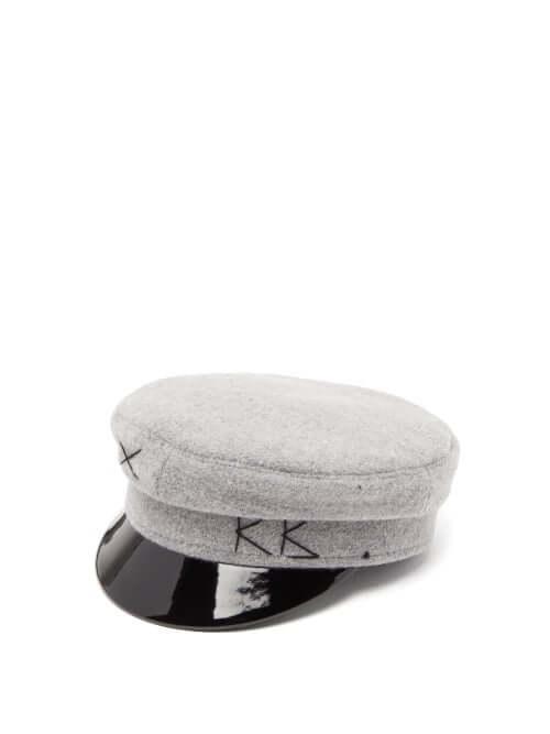 Ruslan Baginskiy - Vinyl Peak Wool Baker Boy Hat