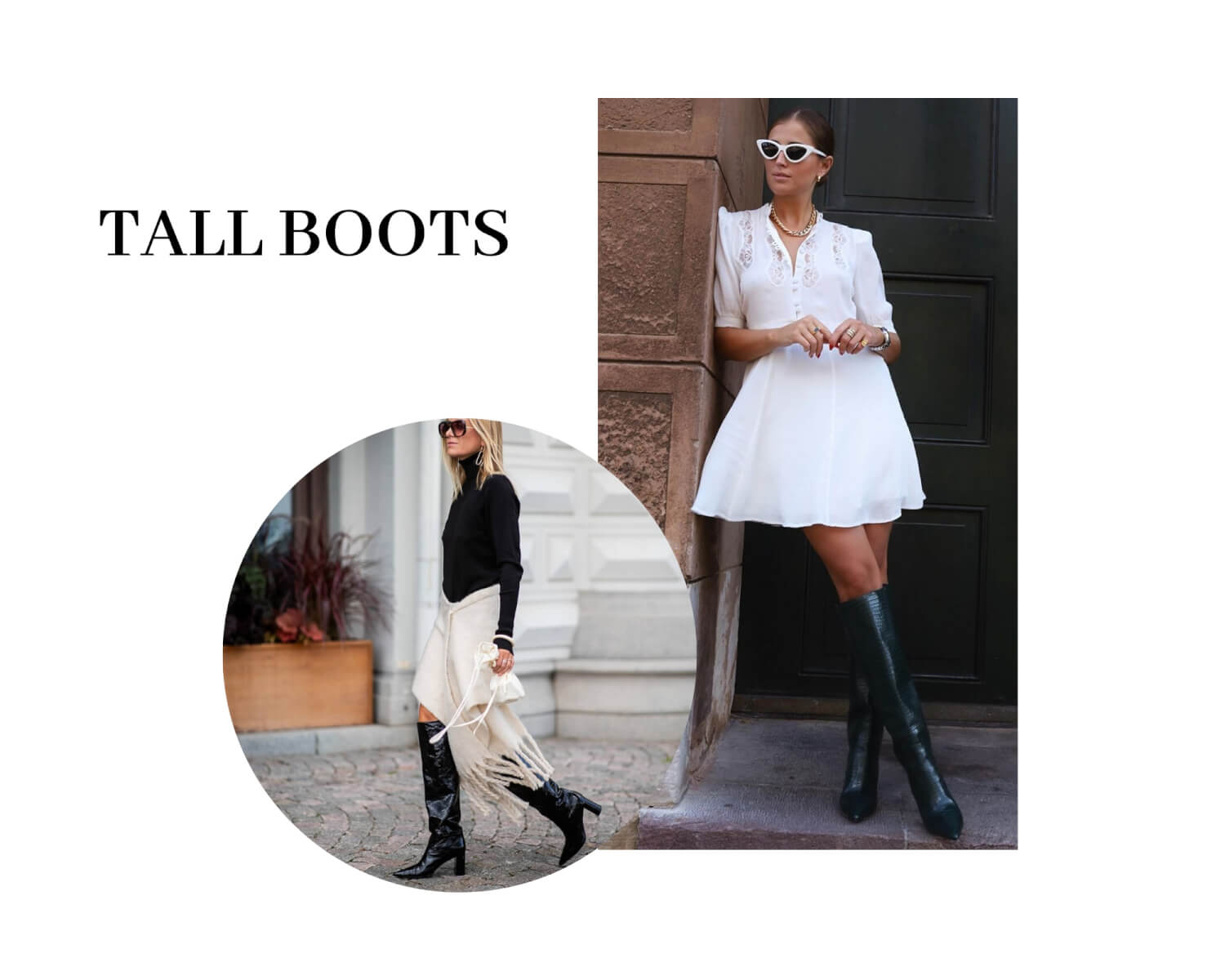 Tall Boots Fashion Trend