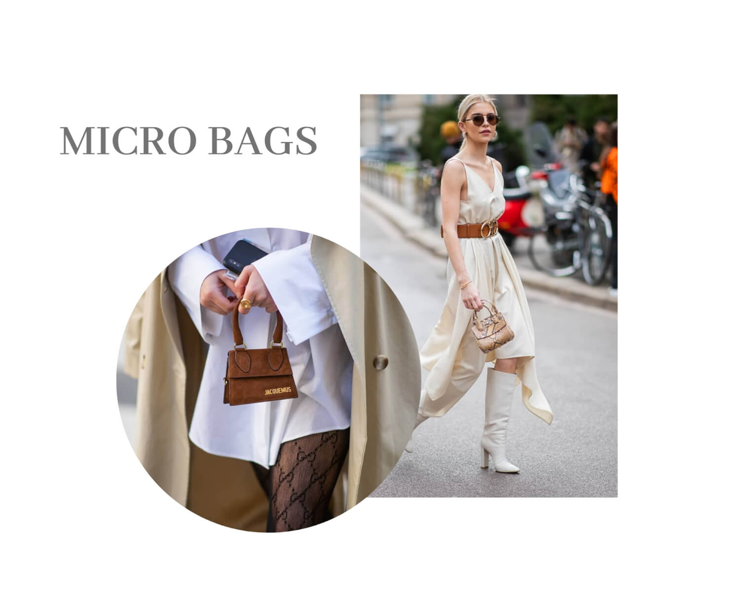 Micro Bags Trend