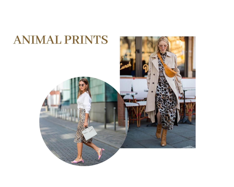 Animal Prints Trend