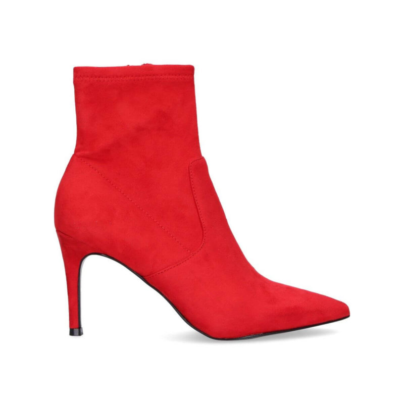 Steve Madden Red ankle boots