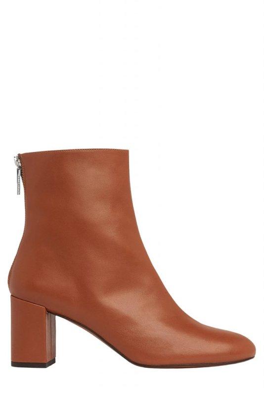 Bartley Back Zip Boot