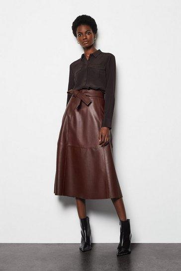 Isadora Black Silk Dress