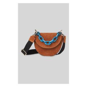Felix Resin Chain Saddle Bag