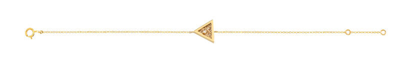 Hermes Triangular Bracelet Made