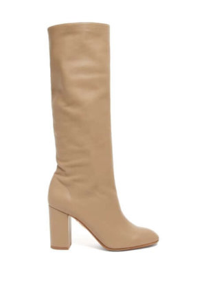 Aquazzura - Boogie 85 Knee-high Leather Boots