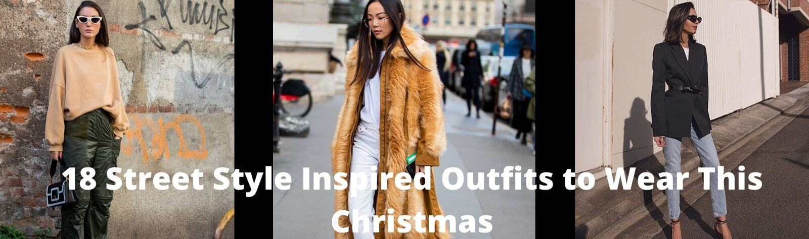Street style Xmas Homepage Banner