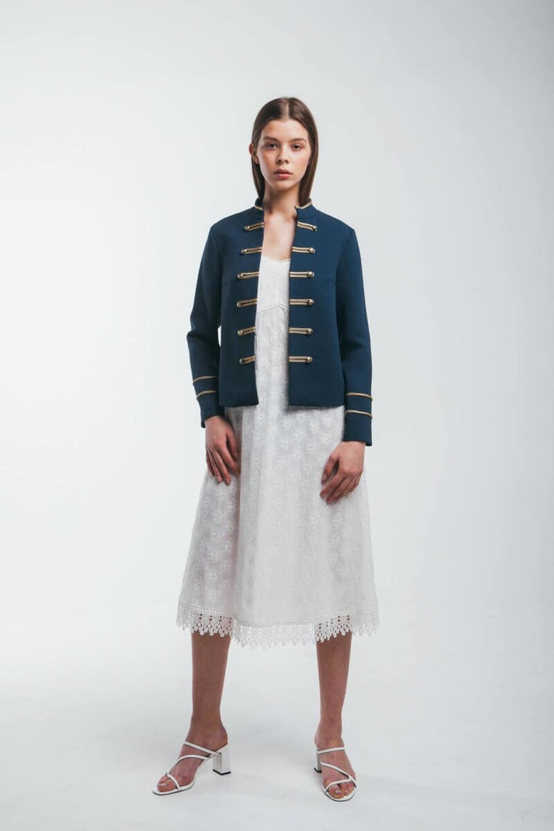 Bonetta Jacket.