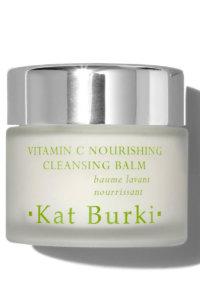 Kat Burki Vitamin C Nourishing Cleansing Balm facial aesthetics