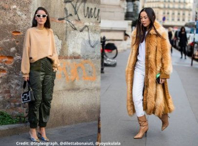 18 Street Style Inspired Outfits to Wear This Christmas.