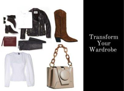 18 Sales Item to Transform your wardrobe Banner