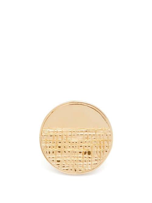 Designer gift for her givenchy gold ring