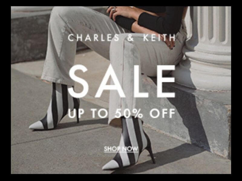 Charles and Keith Banner