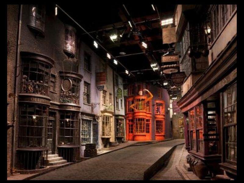 Warner Bros. Studio Tour with Return Transfers, London