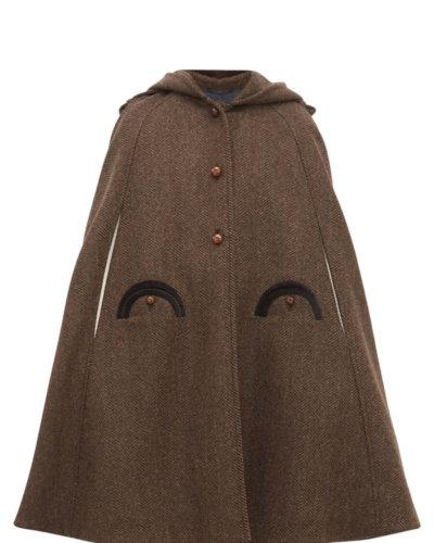 Blaze Milano lady Anne hooded wool cape sale
