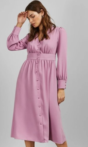 Ted Baker Midi Dress