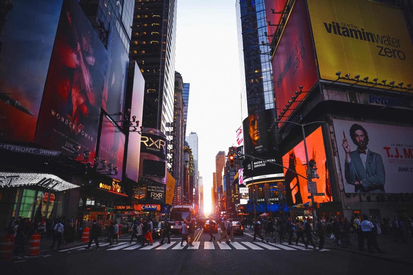 New York travel half term