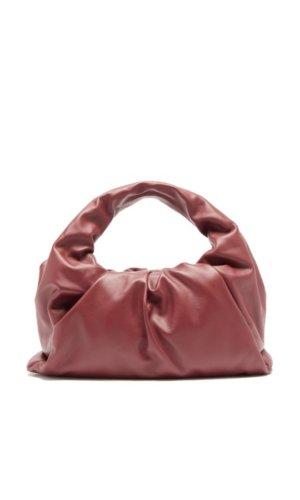 Bottega Veneta - The Shoulder Pouch Small Leather