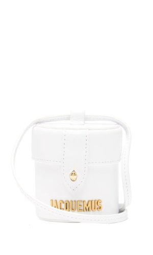 Jacquemus - Vanity Mini Leather Bag