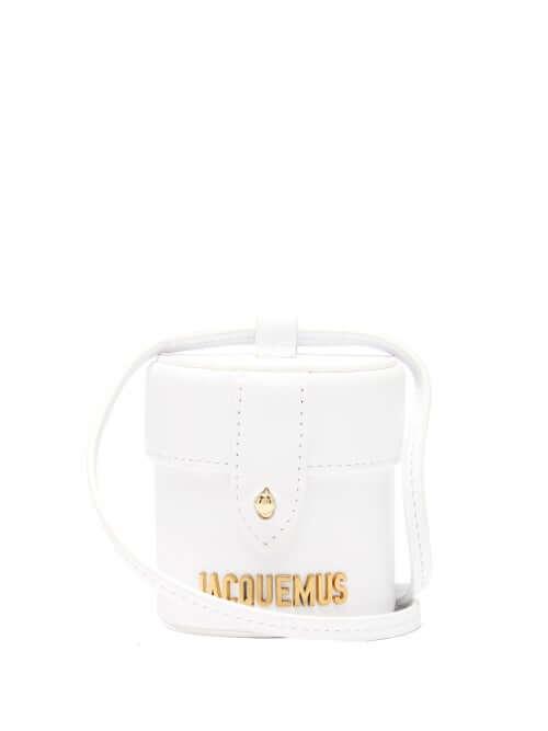 Jacquemus - Vanity Mini Leather Bag