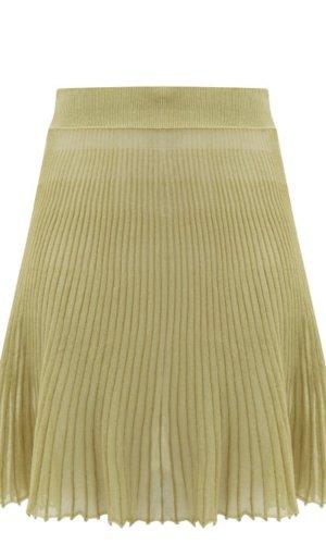 Jacquemus Helado Cotton-blend Gauze Skirt