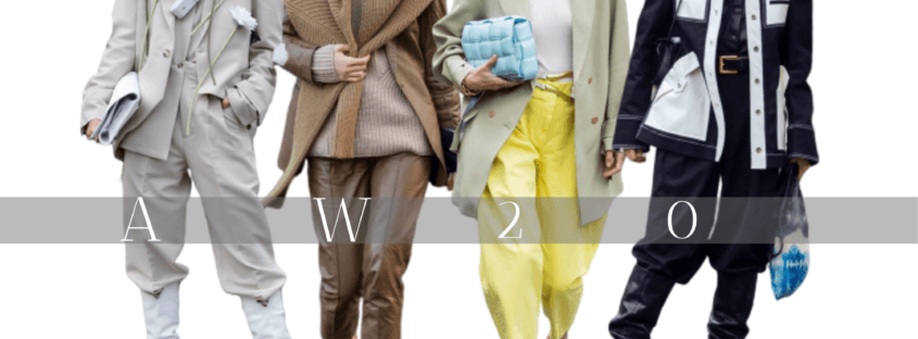 AW20 LFW trends