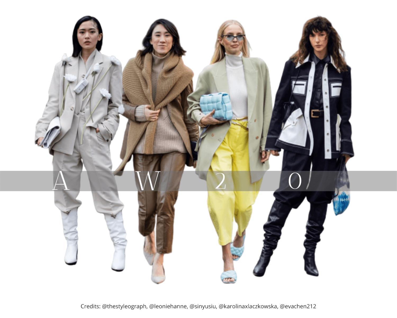 lfw aw20 fashion trends