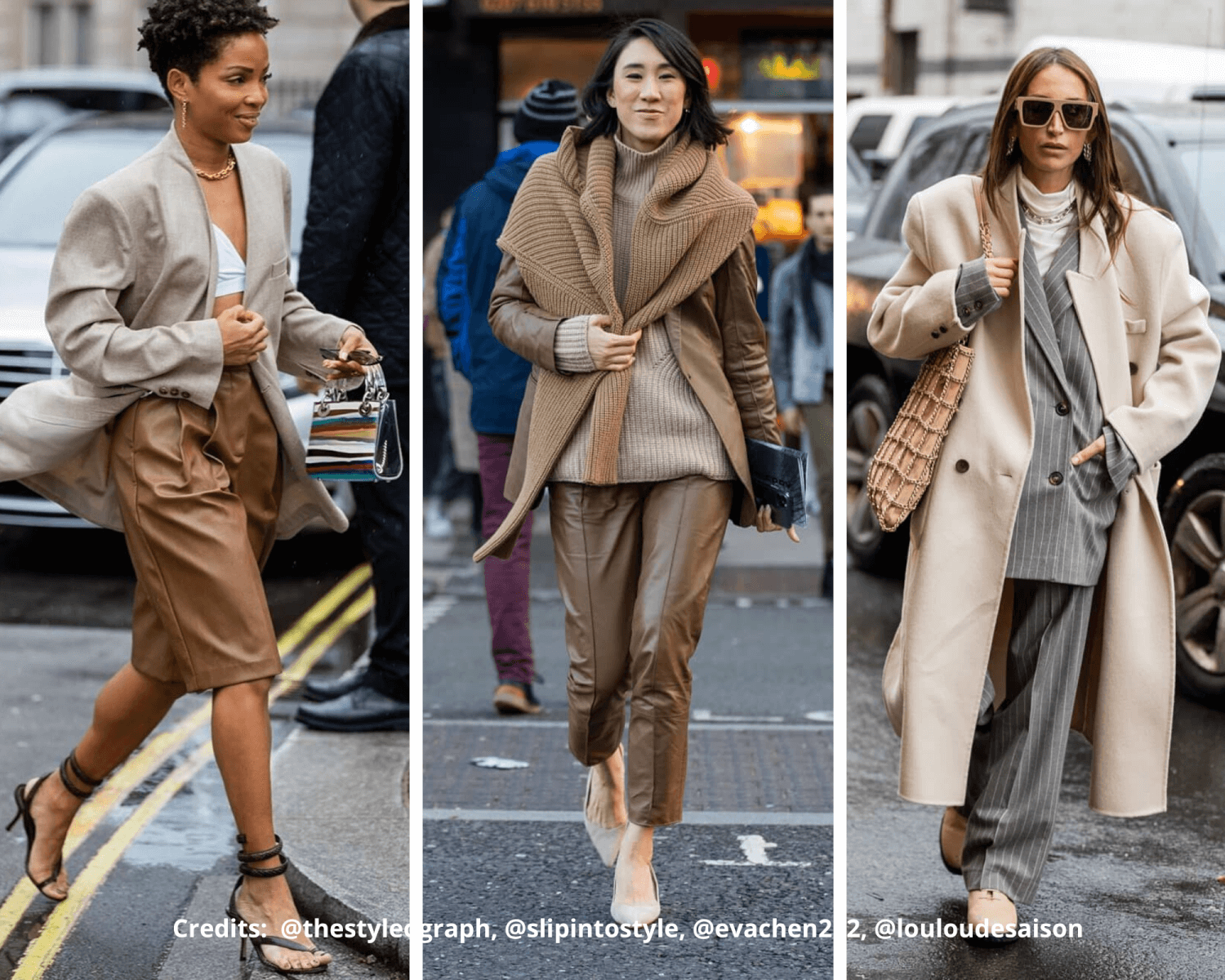 LFW AW20 fashion trends brown