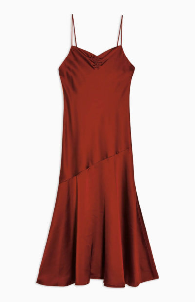 topshop valentines day slip dress
