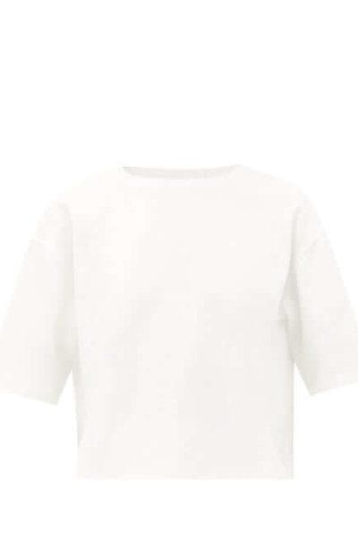 AW20 LFW Weekend Max Mara - Sestri T-shirt - Womens - White