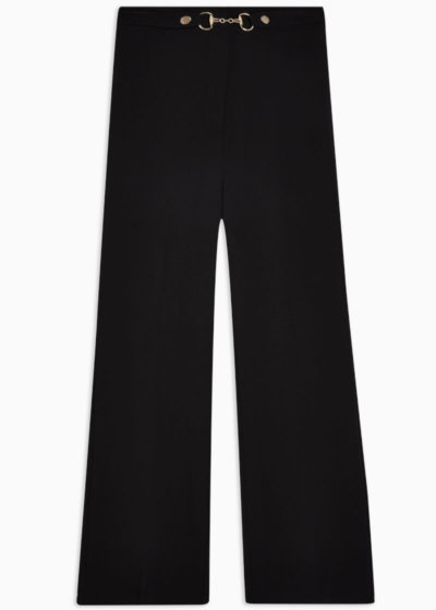 toyshop black flare trousers valentines day outfit
