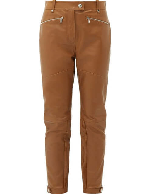 AW20 LFW brown fashion trend