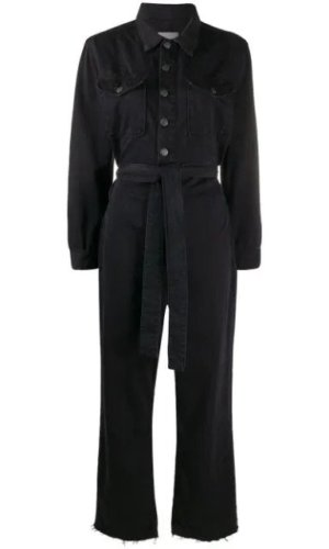 BOYISH DENIM belted denim jumpsuit £203(VAT included)