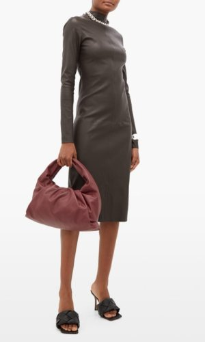 The Pouch small leather shoulder bag