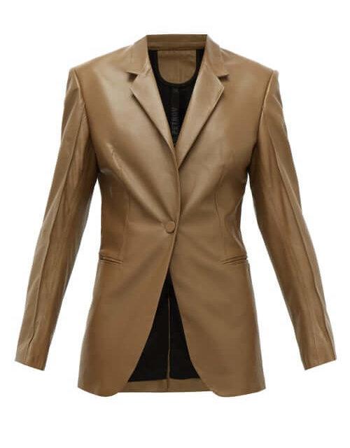 LFW autumn winter fashion trend neutrals