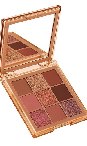 HUDA BEAUTY Nude Obsessions Eyeshadow Palette - Rich