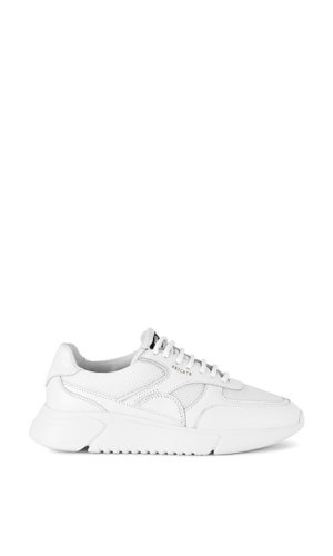 Axel Arigato Genesis White Leather Sneakers