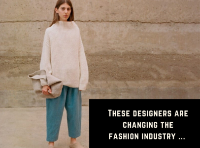 sustainable fashion designers